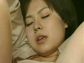 Mama și fiică going trough horror - nebuna japonez rahat video