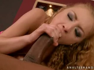 falas e bardhë nxehta, i mirë i ri, pamje sex anal real