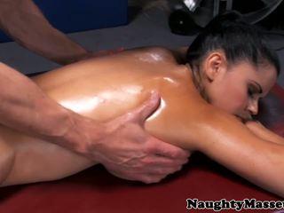 isot tissit, hieronta, hd porn