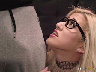 Brazzers - sexy nerd cristi ann needs groot lul: hd porno 7d