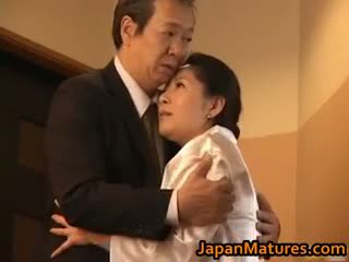 Ayane Asakura Mature Japanese Doll Part1
