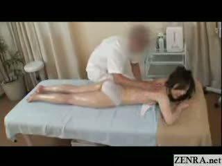 rjavolaske, masaža, nudistični