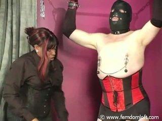Black Mistress And Sissy