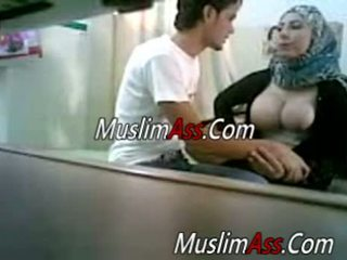 yanıp sönen, amatör, muslim