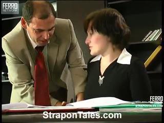 femdom, strapon, mencampur