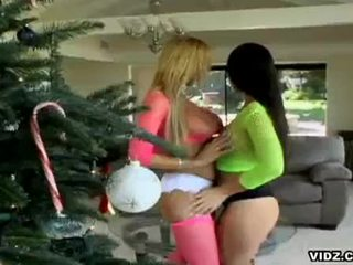 Luscious lopez and trina fucked by hor...