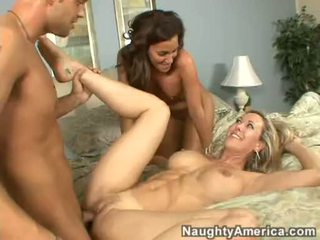 Rockin karstās adriana deville enjoying a svaigs load no sperma viņi dalīties jointly