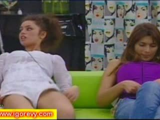 Oops - No Panties On Tv - Compilation