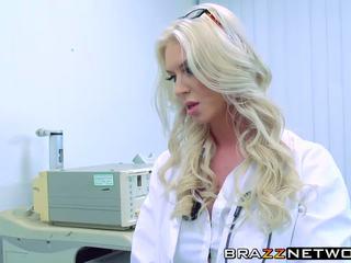 blowjobs, blondinės, gydytojas