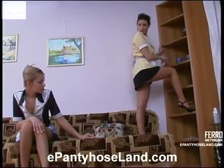 Moni And Antoinette Hose Porn Activity