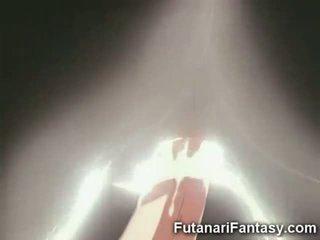 Futanari Toon Sex Race!