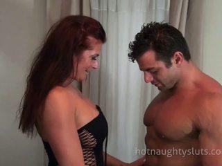 मिल्फ और bodybuilder सेक्स