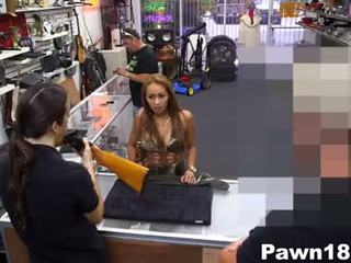 Goes into pawnshop and gets fucked