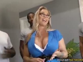 Amber lynn bach gets gangbanged at creampied by bbcs