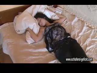 Uyku drunken disorder gangbang_sleep112
