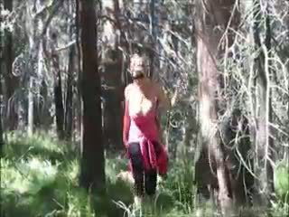 Kelly madison loves keppimine sisse the woods
