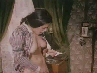Saksalainen klassinen porno elokuva alkaen the 70s video-