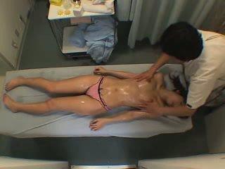 spycam, прихована камера, масаж