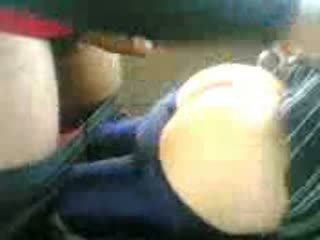 Arab 青少年 性交 在 汽车 后 学校 视频