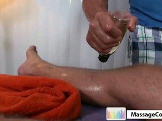 Massagecocks dylan kohout masáž