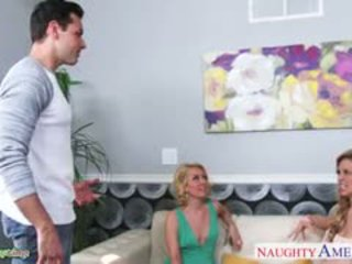 Sexy pintos aaliyah amor e cherie deville sharing caralho