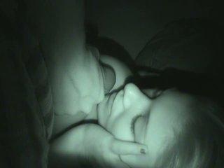 Lacey slapen