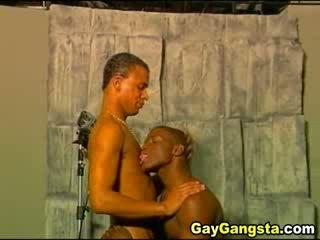 Big Thug Homos Fuck Dark Butt