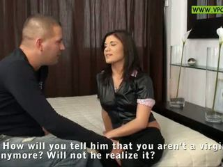 fresh young posted, see defloration channel, most virgin