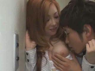 Japonez adolescenta la dracu la școală video