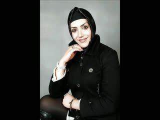 Turkish-arabic-asian hijapp smíchat photo 11