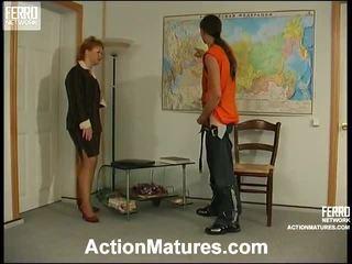 Mix Of Gilbert, Christina, Esther By Action Matures