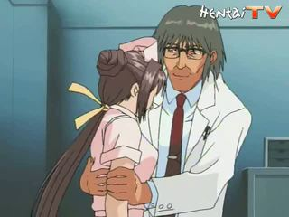 nurse, anime porn