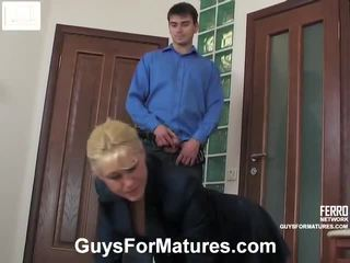 Shocking porno video featuring mylaýym benjamin, bridget, connor brought by guys for matures