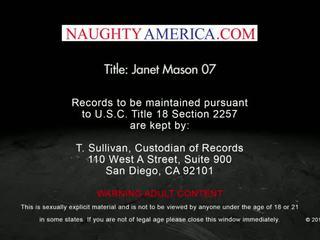 Redheaded אמא שאני אוהב לדפוק janet mason seduces שלה son's צעיר חבר - שובבי america