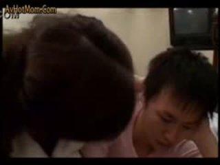 Fierbinte japonez mama 54 de avhotmom
