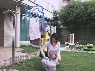 Miki sato 母亲 在 法 部分 1