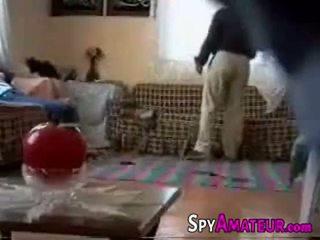 Arabic tyttö perseestä kova mukaan naapuri