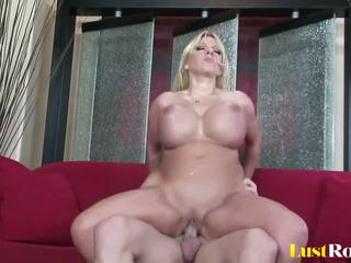Only the Busty Harmony Bliss Can Do this, Porn f1