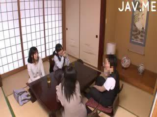 japonisht, cumshot, gomar