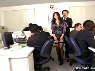 Chinese Office Pussy Banged By Her Erotic Men