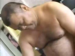 Matura giapponese 3sum due uomini una donna (mmf)