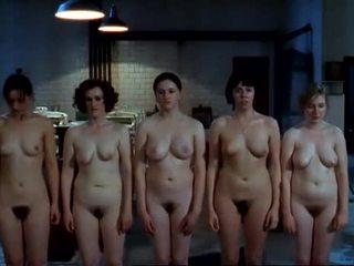 kulit, payudara besar, lesbian