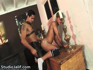 Fran Reyes And Alex Arcanjo Homosexual Sex