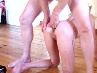 Annabelle Dangel double anal fist.MP4