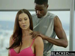 Blacked kecergasan babe kendra lust loves besar hitam zakar/batang