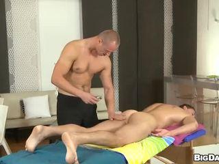 gay, massage, amateur gay