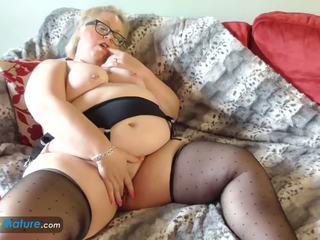 matures, হস্তমৈথুন, বড় প্রাকৃতিক tits