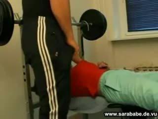 Niemieckie siłownia seks
