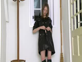 Getblowjob witch で 高い ブラック ブーツ