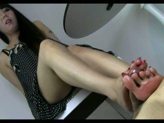foot fetish, hd porno, footjob